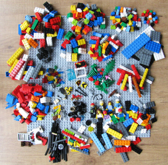 LEGO per persoon